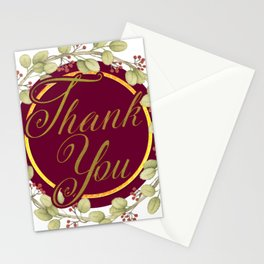 Say Thank You Stationery Cards