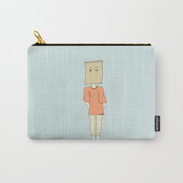 Paper Bag Days Carry-All Pouch
