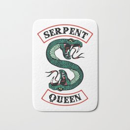 Serpent Queen Bath Mat