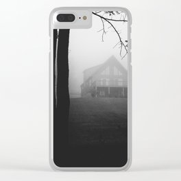 Silent Hill Clear iPhone Case