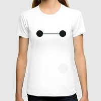 baymax T-shirts featuring Baymax by Adrian Mentus