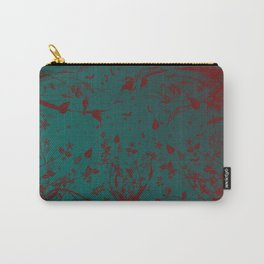 Flowers of Times Carry-All Pouch