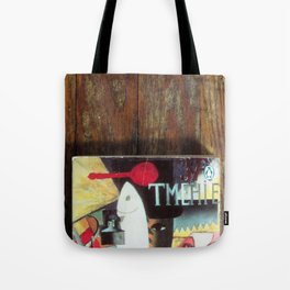 The Art of Reading Tote Bag