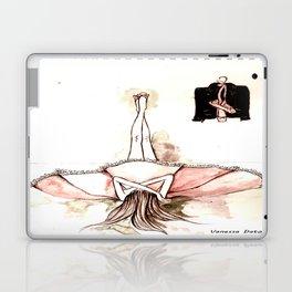 Ballet&leather Laptop & iPad Skin
