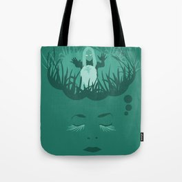 iamamiwhoami; clump Tote Bag
