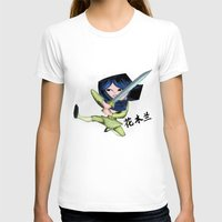 mulan T-shirts featuring Mulan 2 by Angelus