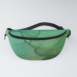 Tropical island Fanny Pack