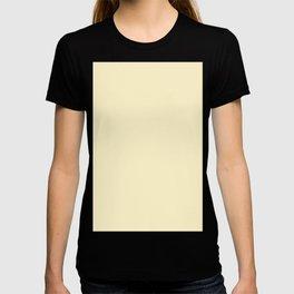 color for pattern 8 (#FFF5CC-lemon chiffon) T-shirt