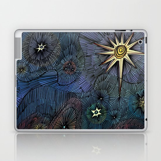 Upon a Midnight Clear Laptop & iPad Skin