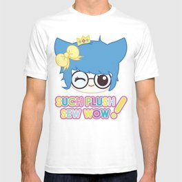 SUCHPLUSHSEWWOW CHIBI #2 T-shirt