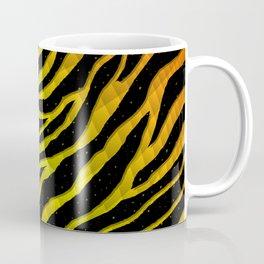 Ripped SpaceTime Stripes - Orange/Yellow Coffee Mug