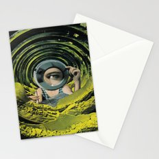 Close Inspection Stationery Cards