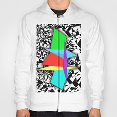 Color Sculpture Hoody