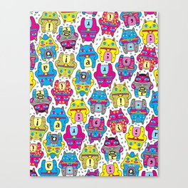 CatCat For Ever Canvas Print