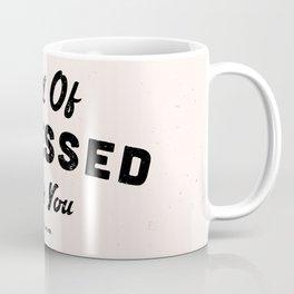 OBSESSED Coffee Mug