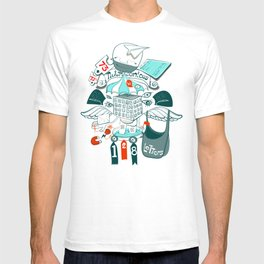 brinking valomatics T-shirt