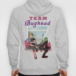 Team Bughead Hoody