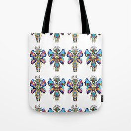 Kachina Butterfly 2 Tote Bag