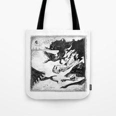 Hunted Tote Bag
