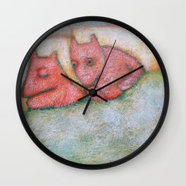 Are You Sleeping? Wall Clock