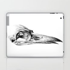 Crow Skull Laptop & iPad Skin