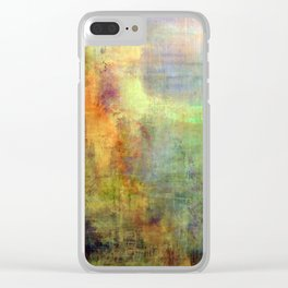 Onions Edits and Inverts Enhanced Clear iPhone Case
