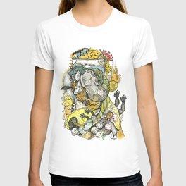 The Dismembered Buddha T-shirt