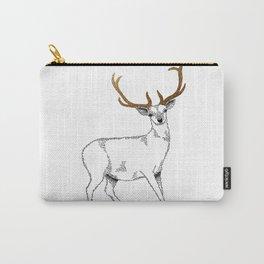 Golden deer Carry-All Pouch