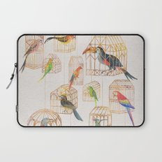 Architectural Aviary Laptop Sleeve