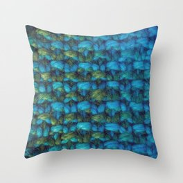 Have a Yarn Throw Pillow