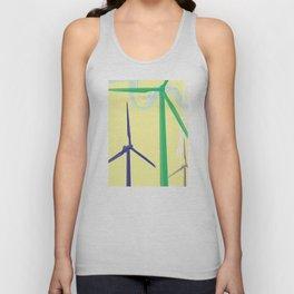 windmills Unisex Tank Top