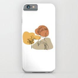 Antique Feeling #9 iPhone Case