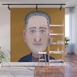 Comics of Comedy: Jon Stewart Wall Mural