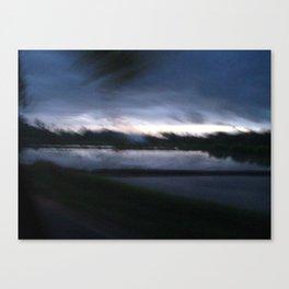 Torrential Canvas Print