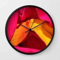 Card Pop Wall Clock