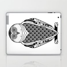 Snowy Art Deco Laptop & iPad Skin