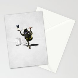 To Bee or Not Too Bee (Wordless) Stationery Cards