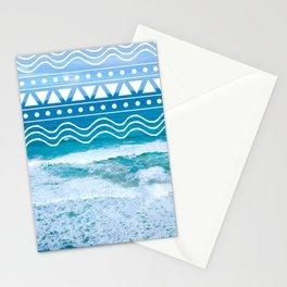 Ocean Doodles Stationery Cards