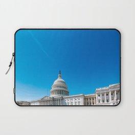 The Capitol - Washington DC Laptop Sleeve