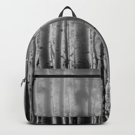 Red Cardinals in Birch Forest A128 Backpack