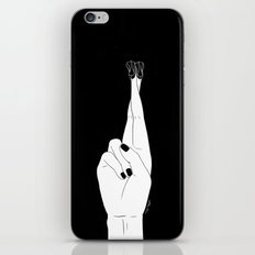 Good Luck iPhone Skin