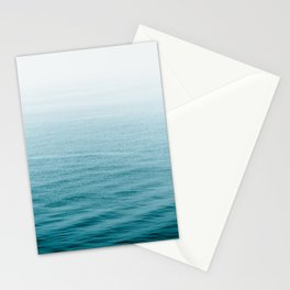 Ocean Blues Stationery Cards