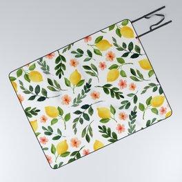 Lemon Grove Picnic Blanket