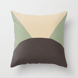 Deyoung Chocomint Throw Pillow