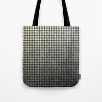 mosaic Tote Bags featuring Mosaic by David Zydd