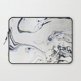 Marble Art V12 #society6 Laptop Sleeve
