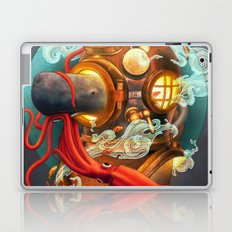 Deep Sea Diver Laptop & iPad Skin
