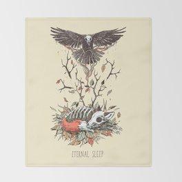 Eternal Sleep Throw Blanket