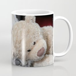 Golden Retriever with Best Friend Coffee Mug
