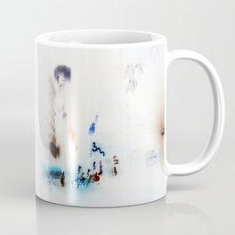 New York In Negative Coffee Mug